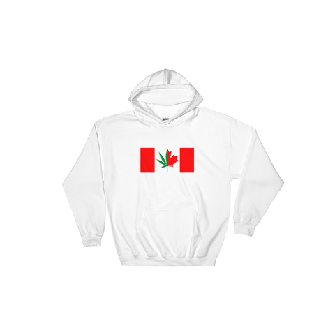 Canna-da Flag | Hooded Sweatshirt