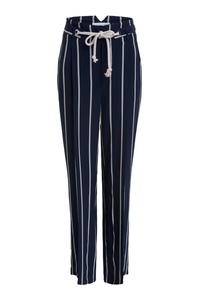 Nautical Stripe Trousers