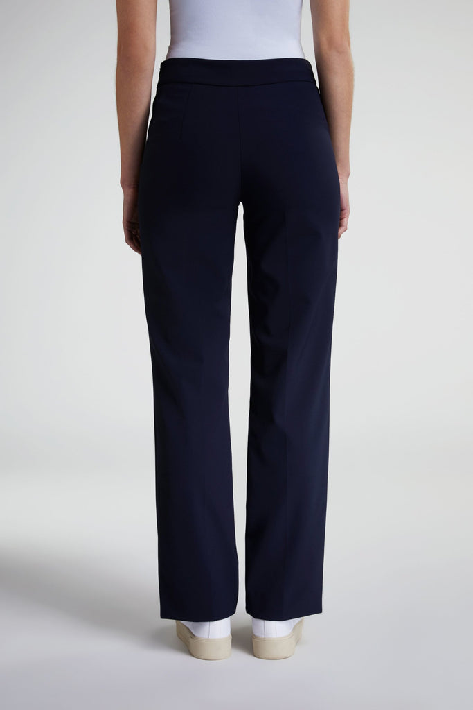 Sailor Trousers with Silver Buttons