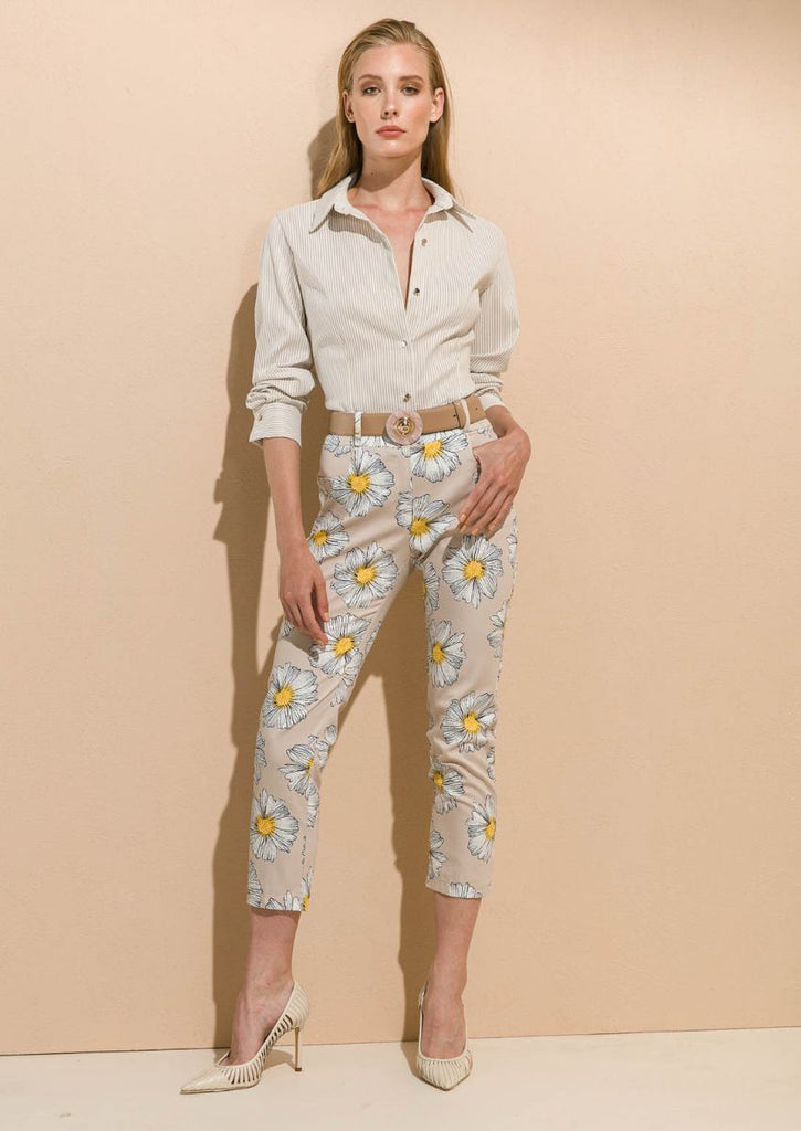 Daisy Cropped Trousers