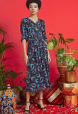 Esme Dress in Luna Print