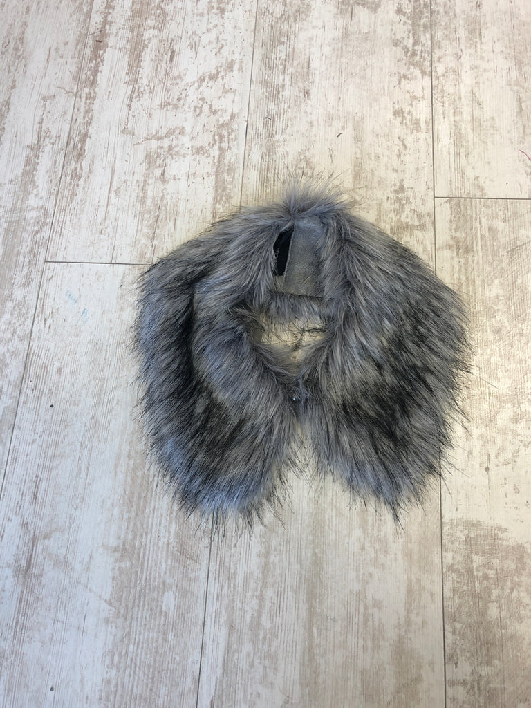 Faux Fur Shirt Collar 18