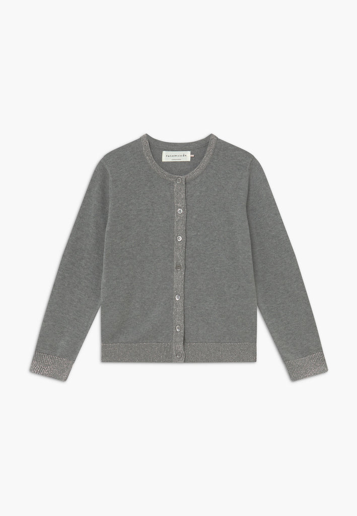 Round Neck Lightweight Cardigan