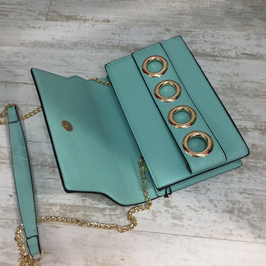 Mint Kaia Bag