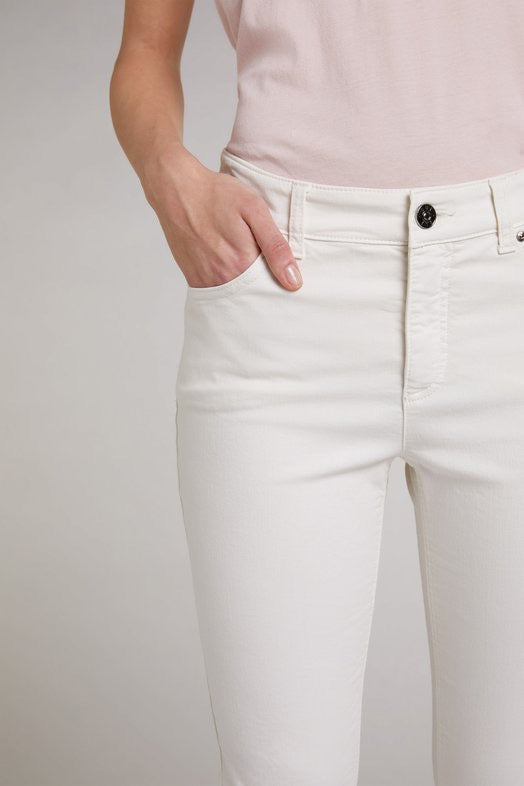 Cream Baxtor Jegging