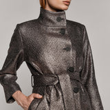 Bronze Metallic Coat
