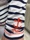 Organic Cotton Seaside Top