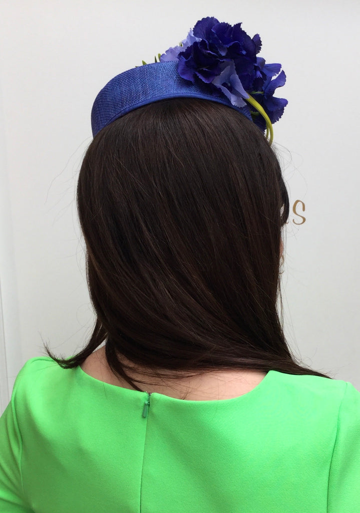 Penny Pillbox Headpiece