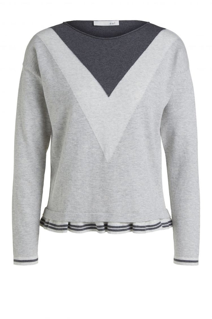 Cashmere Blend Cosy Sweater