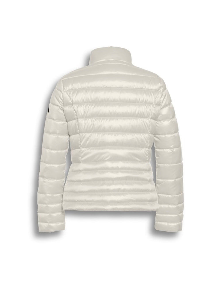 Short Down Filled Jacket - Off White