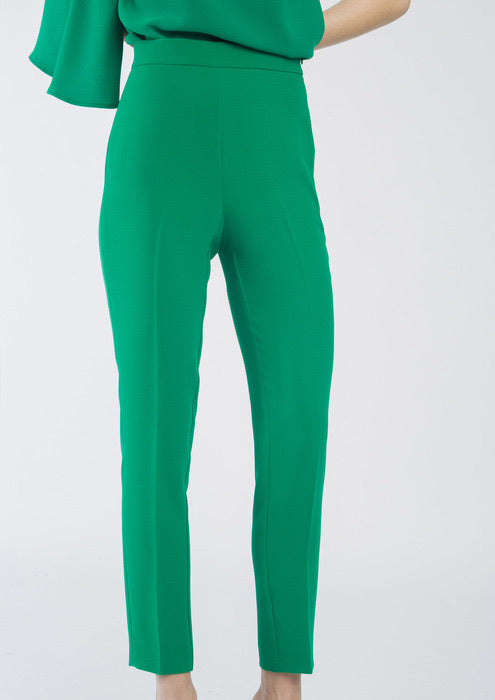 Green Evening Trousers