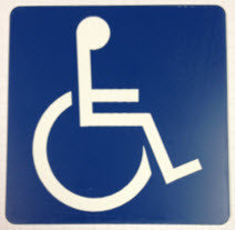 Accessible Sticker