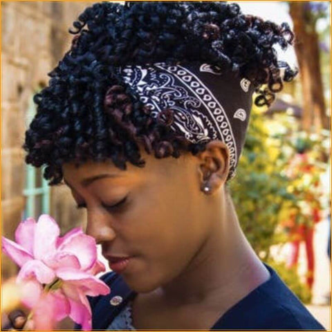 bandana-for-women-with-retro-hairstyle