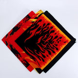 Burning-Fire-Bandana-print