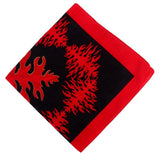 Fire-Bandana-red