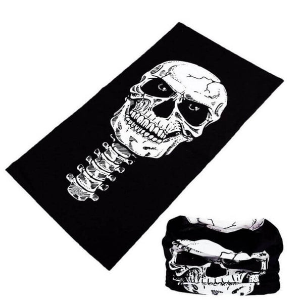 Skeleton-Bandana