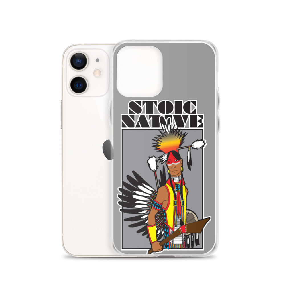Traditional Dancer iPhone Case