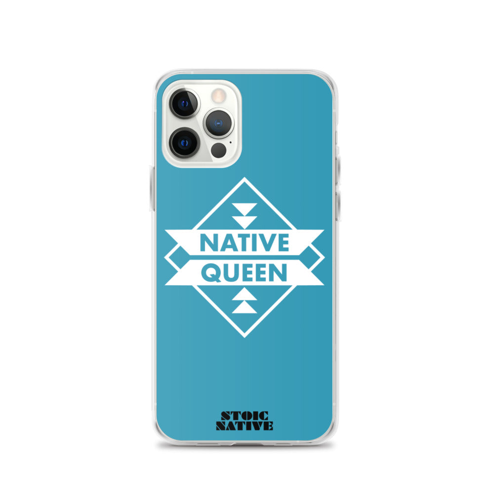Native Queen iPhone Case