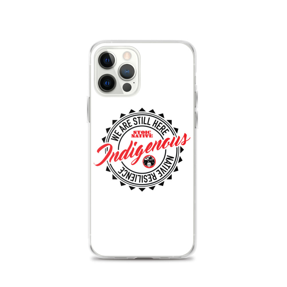 We Are Still Here iPhone Case