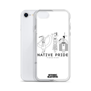 Native Pride Forever iPhone Case