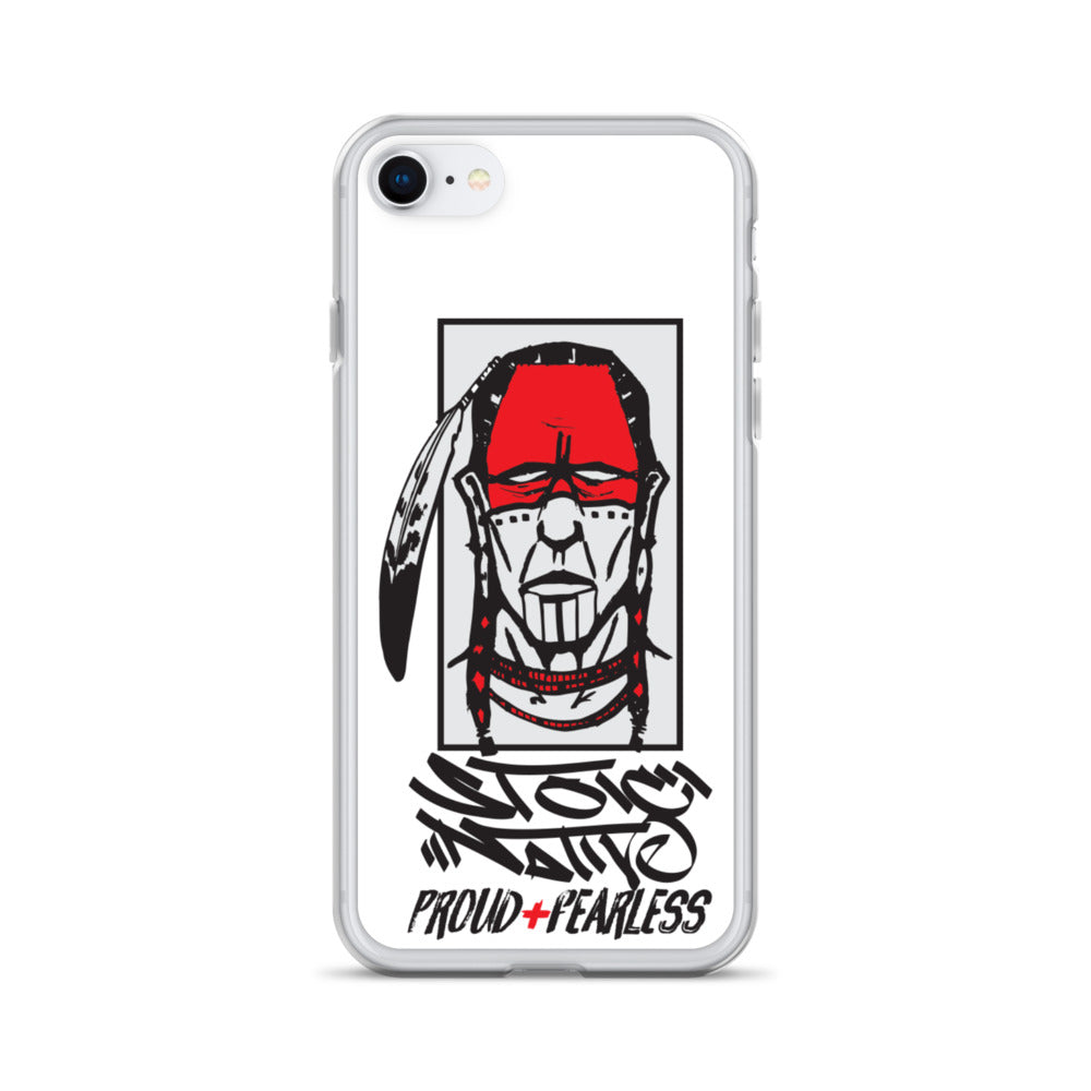 Stoic Native Black Book iPhone Case