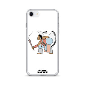 Mens Traditional Dancer iPhone Case