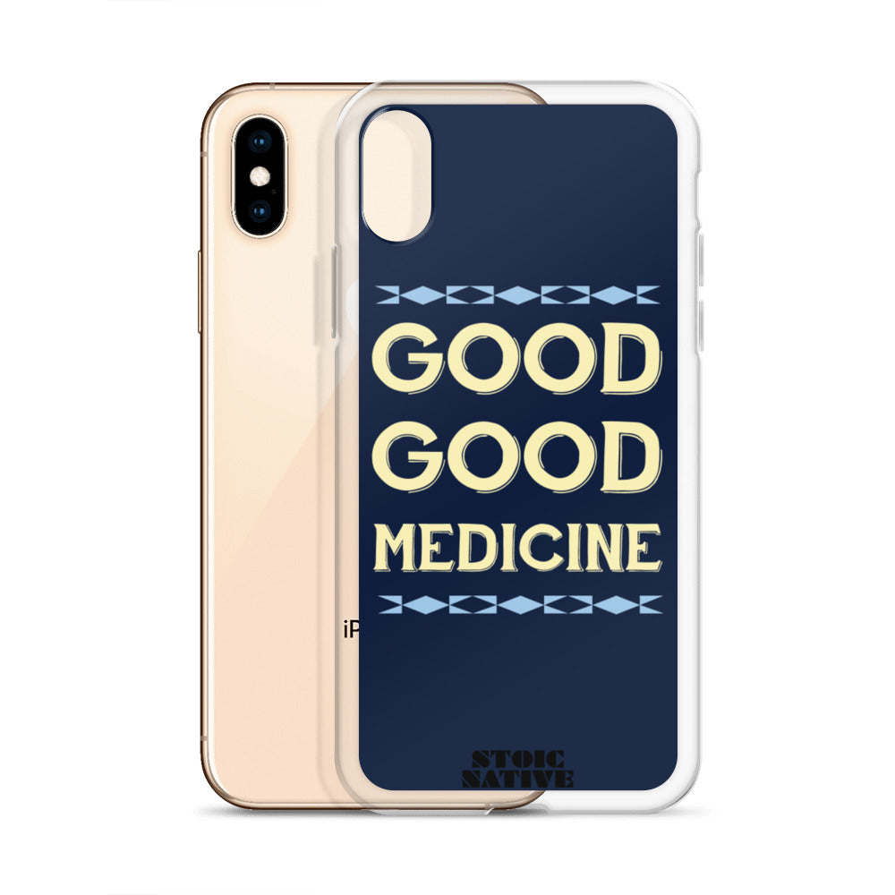 Good Good Medicine iPhone Case