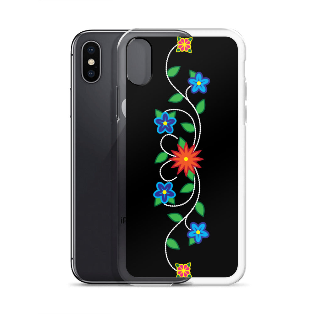 Native Floral iPhone Case