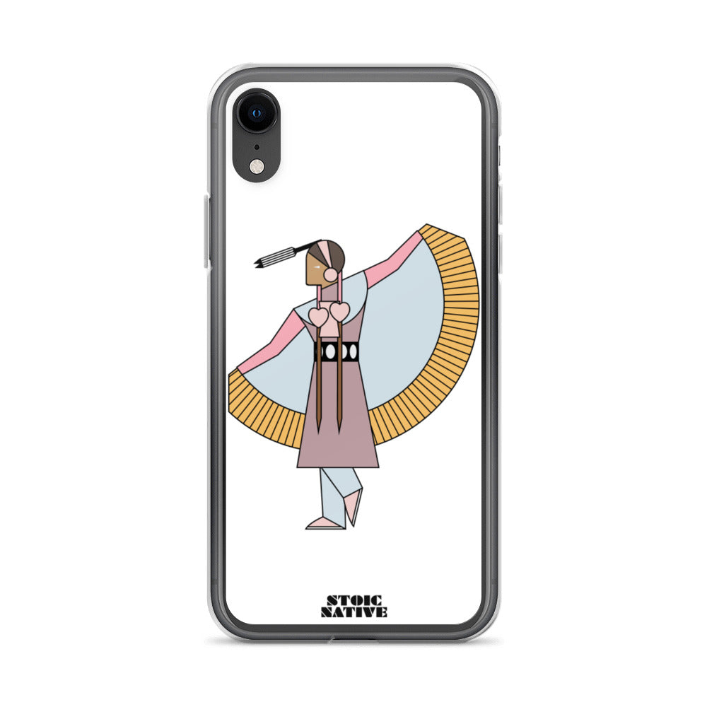 Fancy Dancer iPhone Case