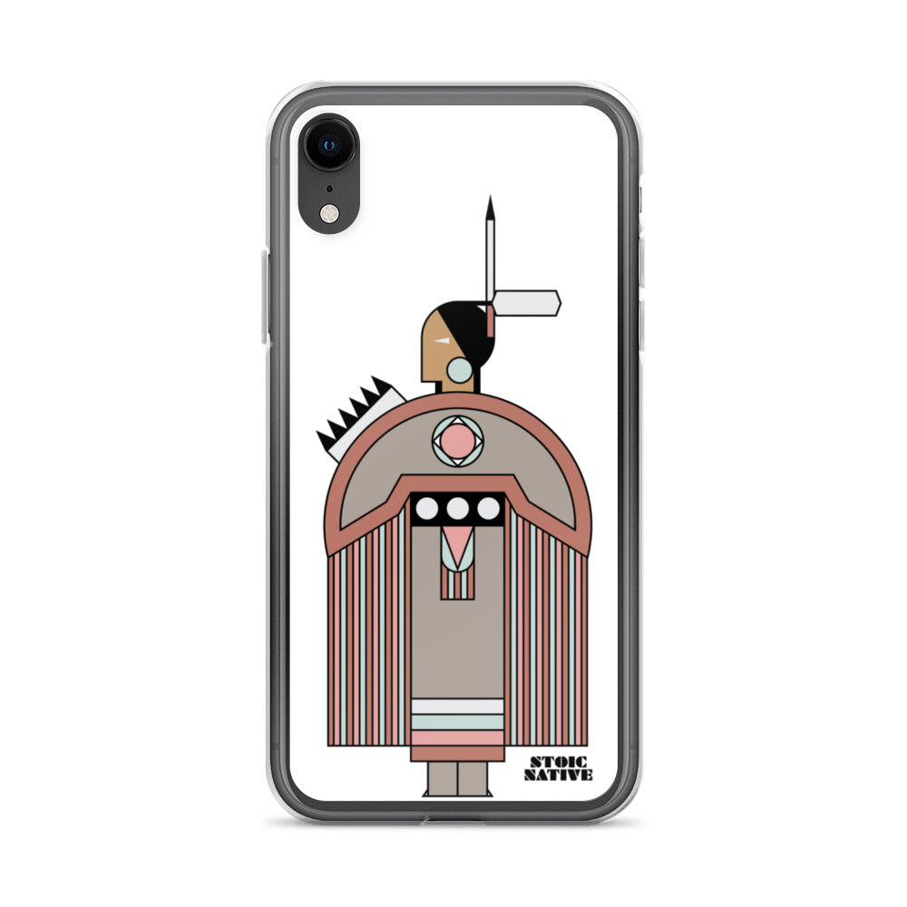 Women's Traditional Dancer iPhone Case