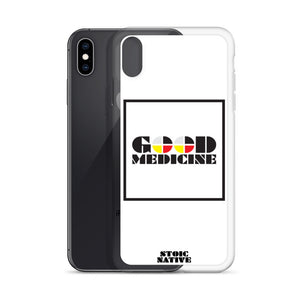 Good Medicine iPhone Case