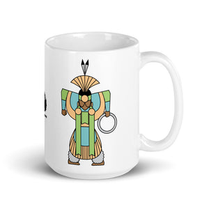 Grass Dancer Mug