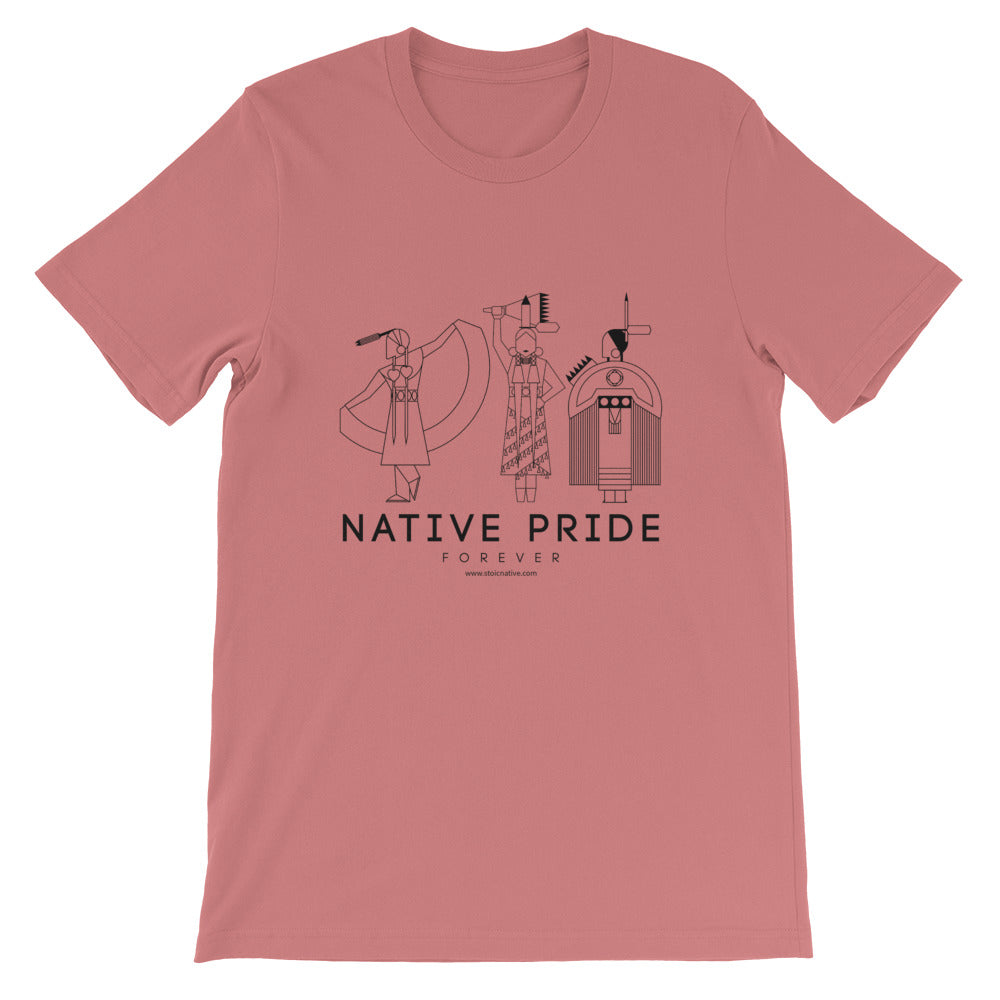 Native Pride Forever Unisex T-Shirt