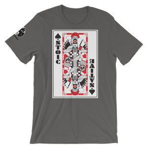 Stoic Traditional Kings T-Shirt