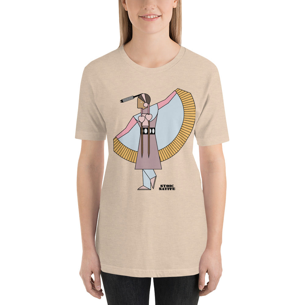 Fancy Dancer Unisex T-Shirt