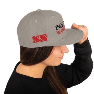 Indigenous Warrior Snapback Hat