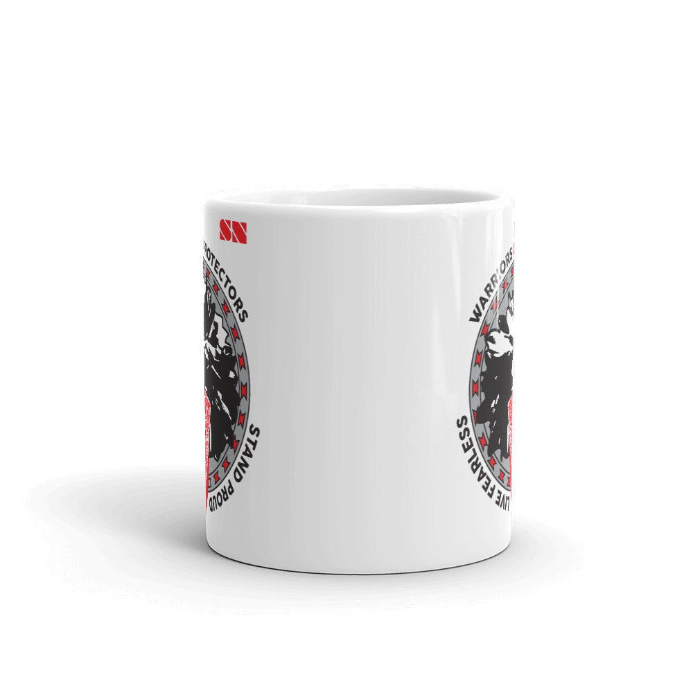 Warriors and Protectors Mug