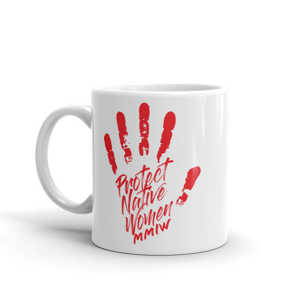 Protect Native Women MMIW Mug
