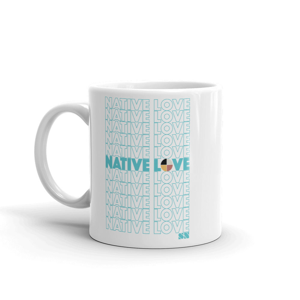 Native Love Mug
