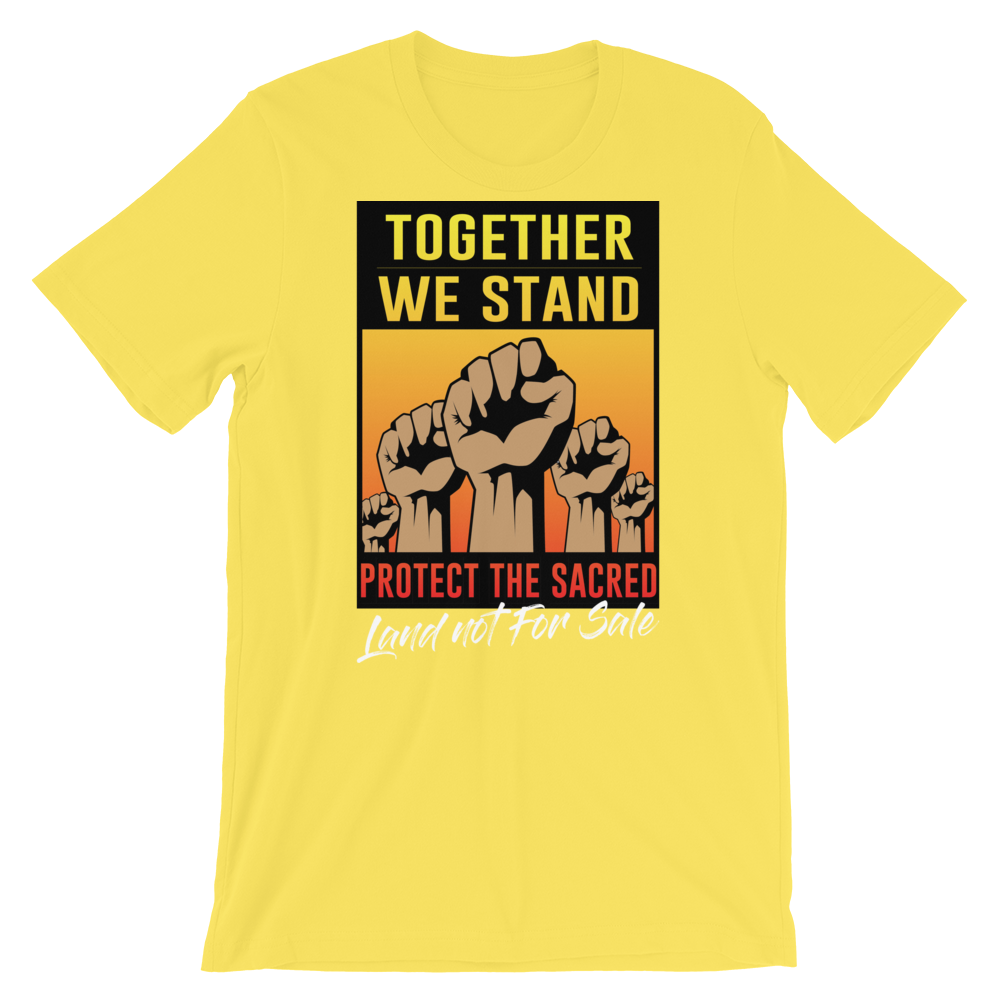 Together We Stand Unisex T-Shirt