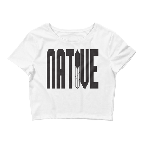 Native Crop Tee