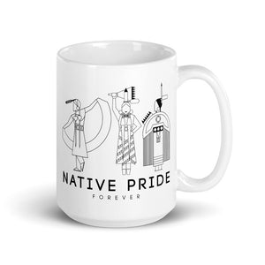 Native Pride Forever Mug