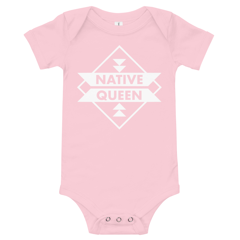 Native Queen Onesie