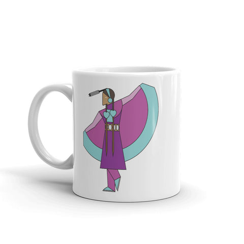 Fancy Dress Mug