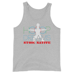 Hoop Dreams Unisex Tank Top