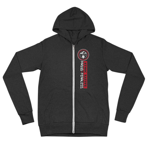 Keeping Tradition Unisex zip hoodie