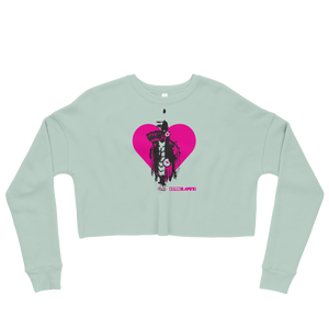 Women's Traditional Crop Sweatshirt