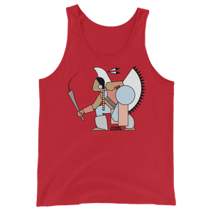Men's Traditional Unisex Tank Top