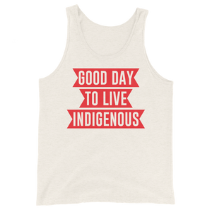 Good Day to Live Indigenous Tank Top