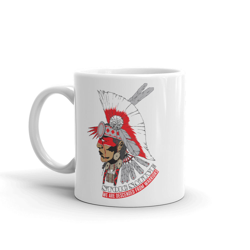Mens Traditional Mug